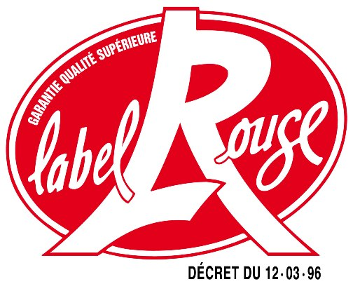 Сертификат Label Rouge